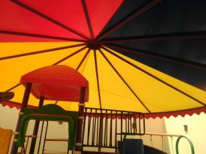 مظلات العاب اطفال