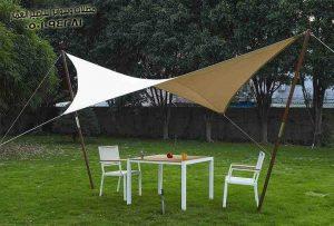 مظلات حدائق الرياض